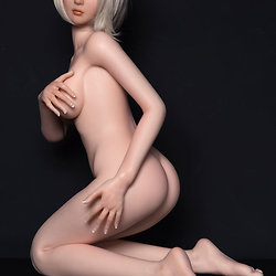 Doll Sweet DS-145 ›Evo‹ body style with ›Chun‹ head - silicone
