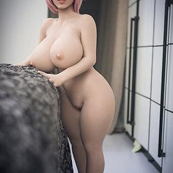 WM Doll WM-108/L body style with no. 263 head (Jinsan no. 263) - TPE