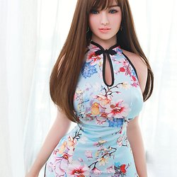 JY Doll JY-157 big breasts body style with no. 208 head - TPE