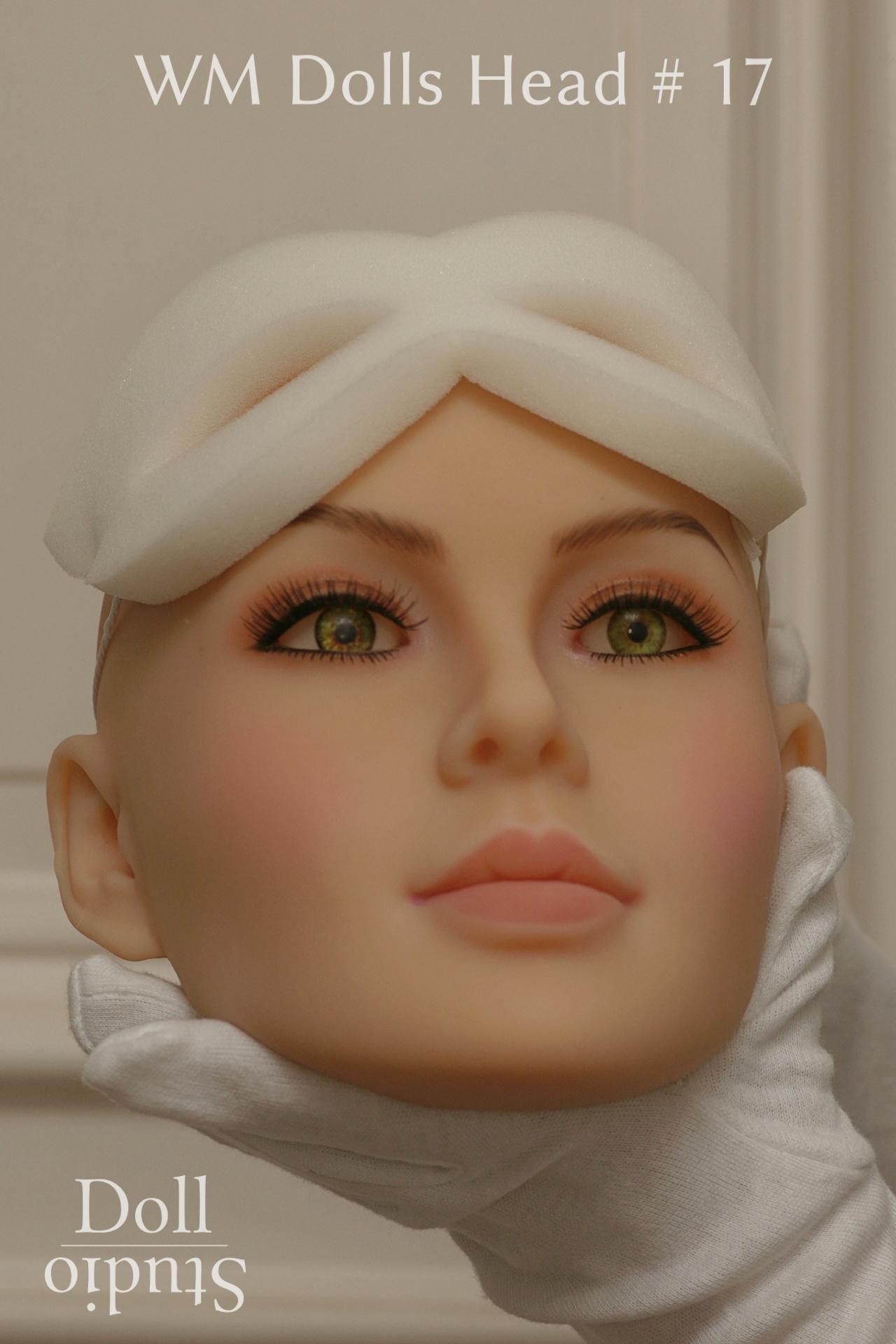 wm dolls head no 17 heads dollstudio eu. Black Bedroom Furniture Sets. Home Design Ideas