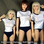 Doll Forever - family of dolls