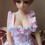 WM Dolls 65 mit Lovely-Kopf (65 cm)
