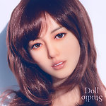 Doll Sweet ›Sammi‹ head with DS-167 Evo body style and S-level makeup - silicone