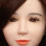 Happy Doll head ›Miyu‹ for HA-160 (ca. 160 cm) - Dollstudio