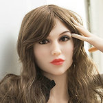 YL Doll ›Elsa‹ head with YL-170 body style - TPE