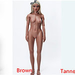 Irontech Doll skin colors (2019)
