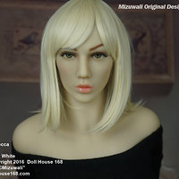 ›Rebecca‹ head and DH-161 body style by Doll House 168